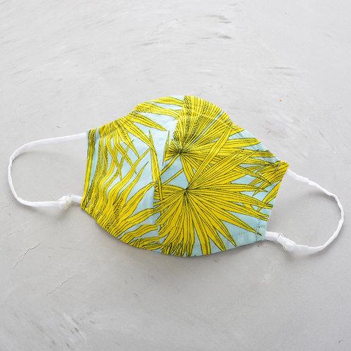 2-Layer Fabric Mask -Palm