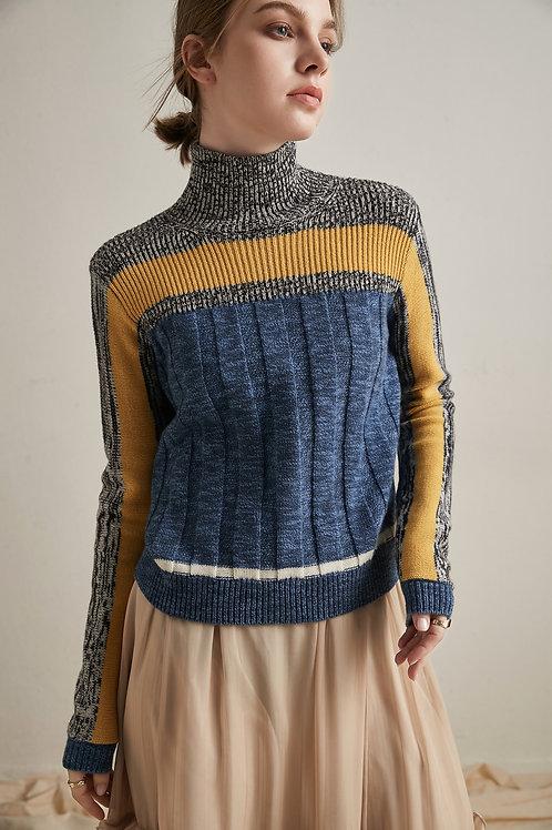 Skyla Turtleneck Sweater