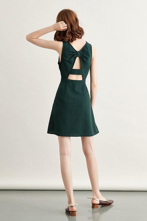 Alma Backless Dress