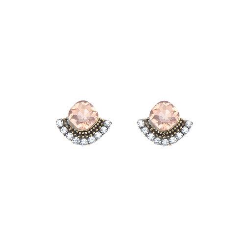 Eyelet Clip Earring