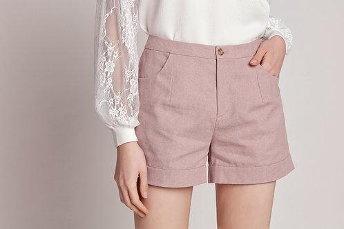 Verona Soft Pink Shorts