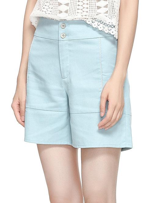 Deisy Trimmed Shorts