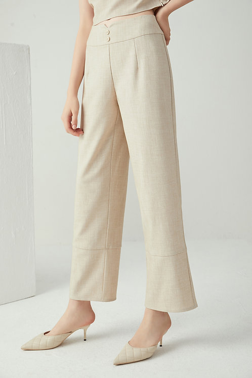 Carla Hight-waist Pants