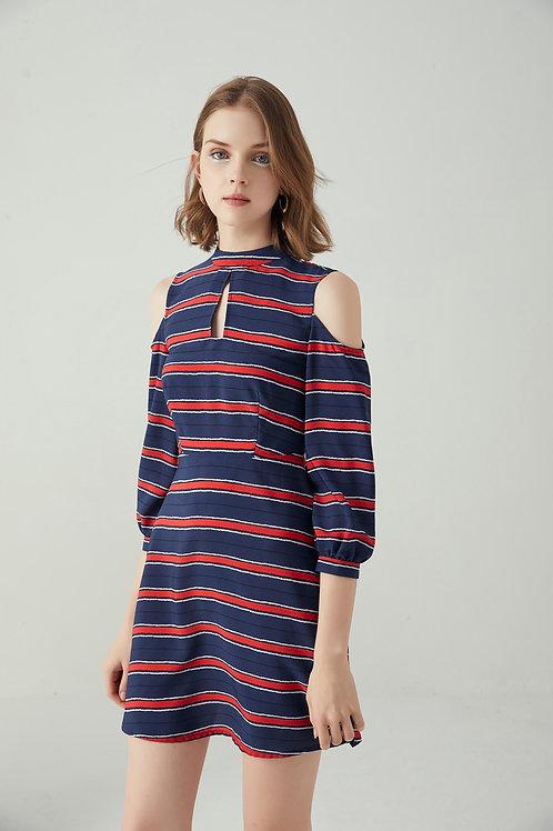 Kaisley Off Shoulder Dress