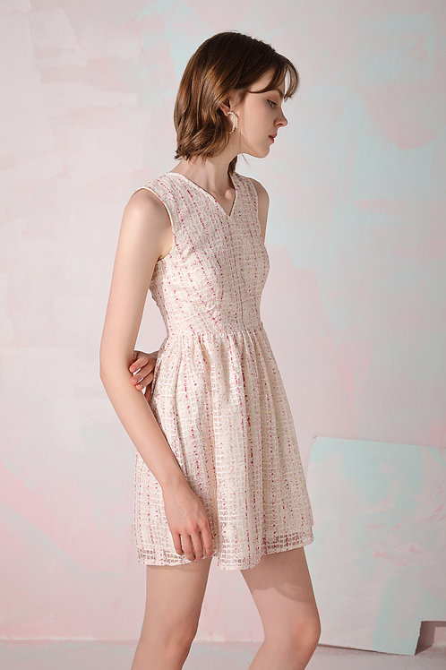 Willa Lace Sequins Dress