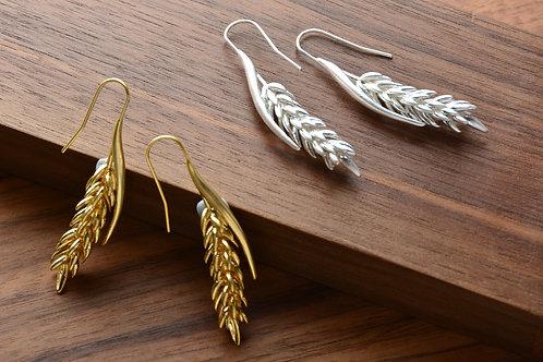 Harvest the Corn Earring