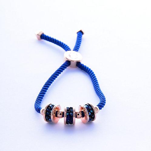 Kyra Triple Roll String Bracelet