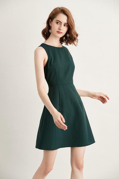752bb8354877 Alma Backless Dress