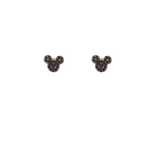 Mickey with Black Crystal
