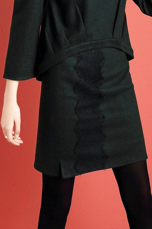 Felicity Lace Tube Skirt