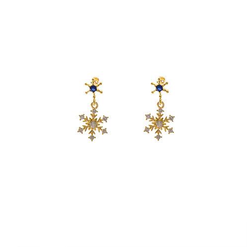 Flying Star Earrings