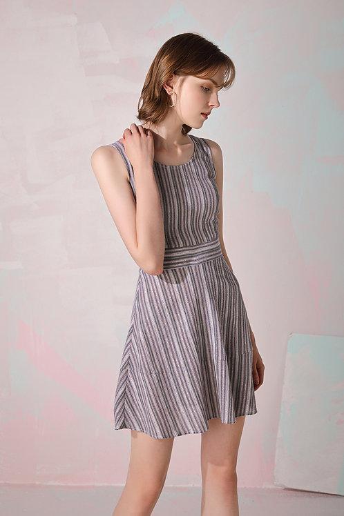 Claudia V Waist Dress