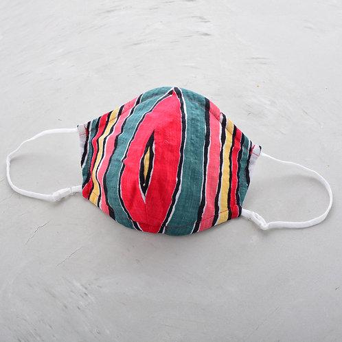 2-Layer Fabric Mask - Rainbow