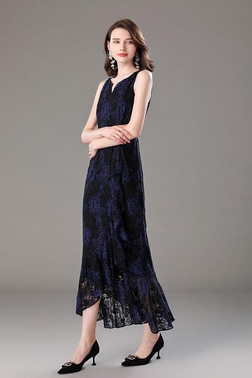 Skye Mermaid Lace Dress