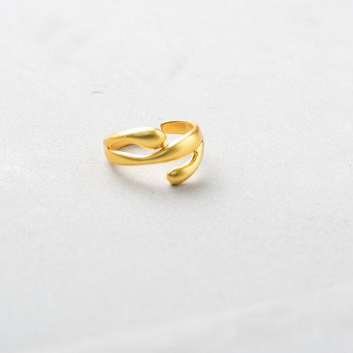 Three Layer Adjustable Ring