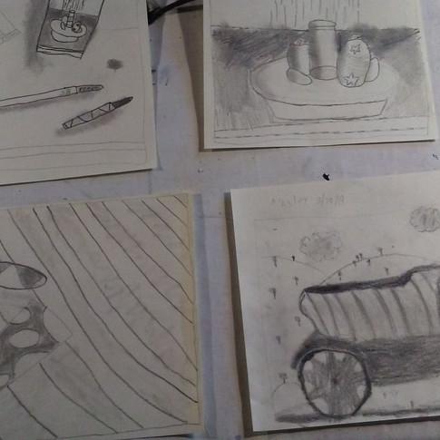 Drawing I-Noah Runyon