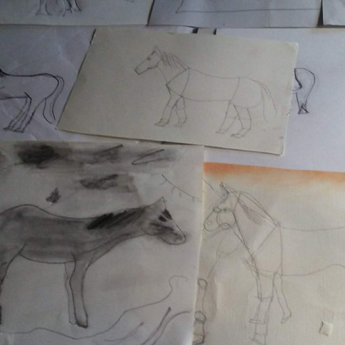 Drawing Ii-Claire Fechner