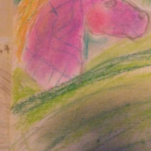 Drawing II-Daphne Shell