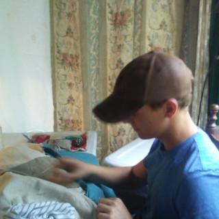 S19-Sewing-Enoch Loucks
