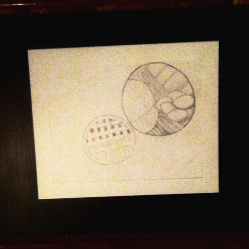 Drawing I_ Pei Lin Liu_ Final project_ Fall