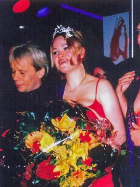 Jennah Karthes bei der Miss Berlinale Wahl