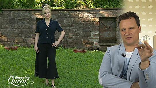 """Jennah Karthes und Guido Maria Kretschmer in """"Shopping Queen"""" auf VOX"""