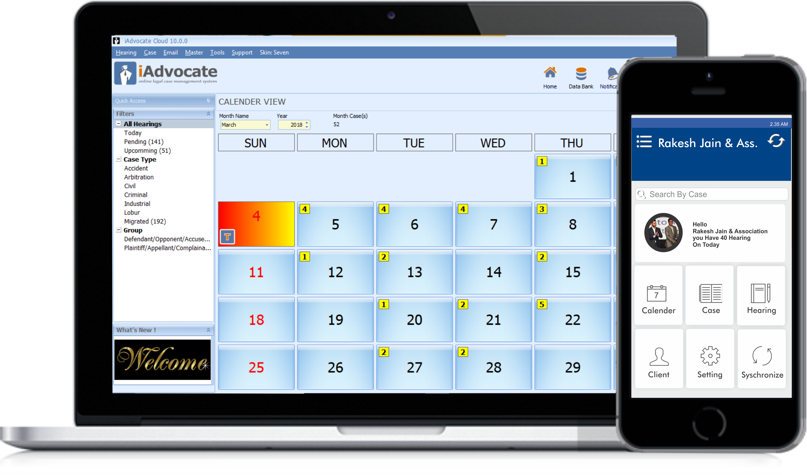 Download advocate office classic 2. 0.
