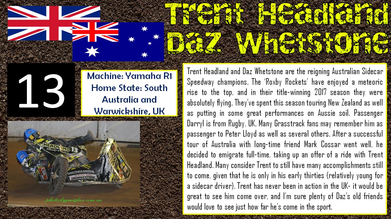13 Headland Whetstone