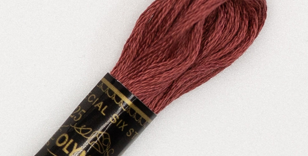 Embroidery Thread #167 - 6 Skeins