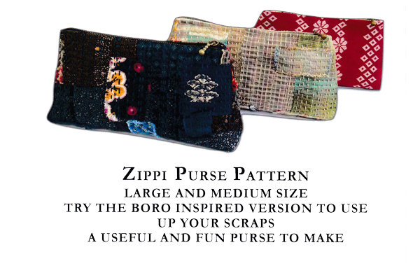 Zippi Purse Pattern (PBZP-1159)