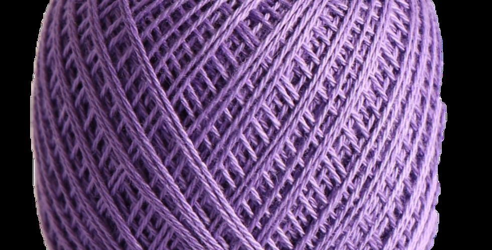 Sashiko Thread Fine Purple 80m STF-219 (3 balls)