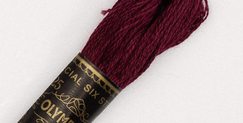 Embroidery Thread #198 - 6 Skeins