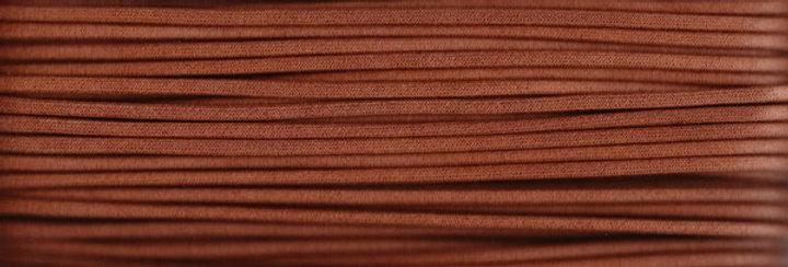 Waxed Cotton Cording *5mm - Tan Brown 11 (1 card)