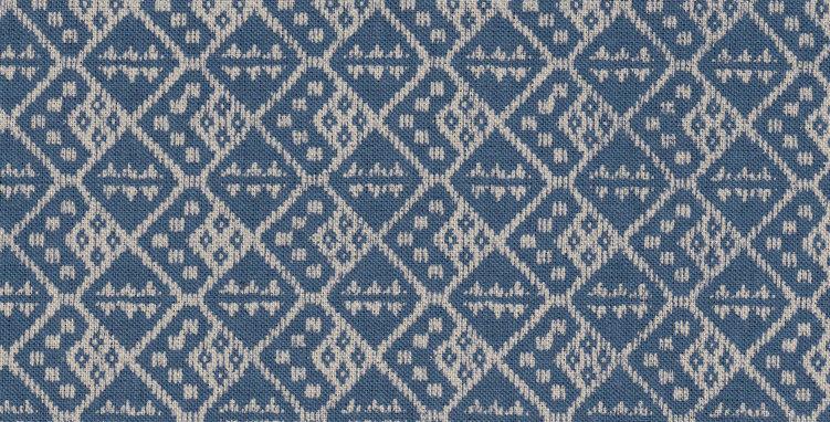 Takumi Kogin Patterns - Light Blue (5 metres)