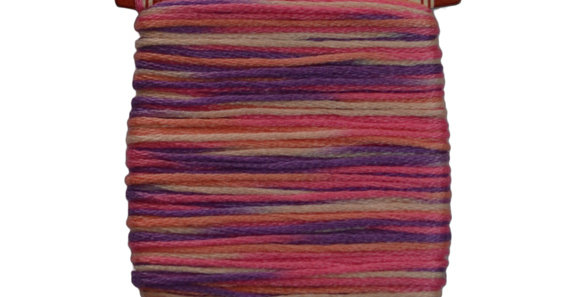Embroidery Thread - Multi Color Nix (12mt) ET-M4 (pack of 3)