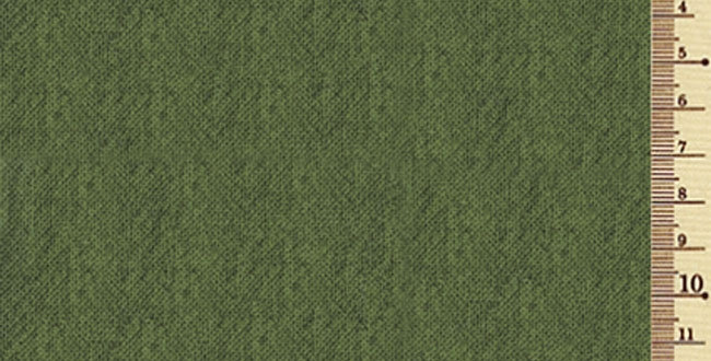 Azumino-momen Olive Green AD-4 (5 metre bolt)