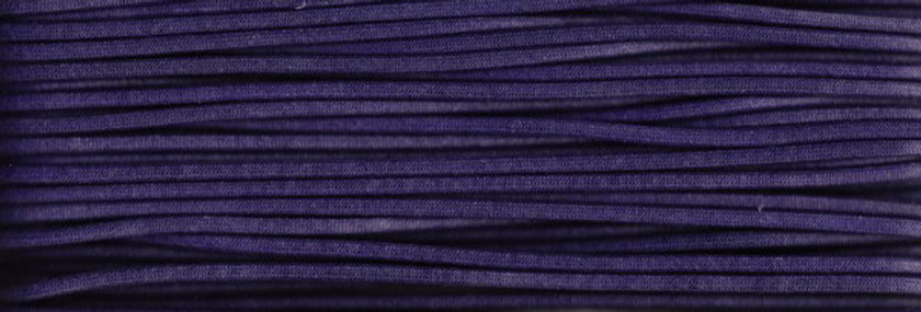 Waxed Cotton Cording *5mm - Purple 17 (1 card)