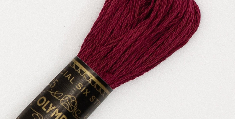 Embroidery Thread #196 - 6 Skeins