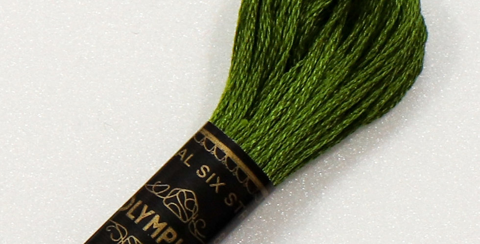 Embroidery Thread #218 - 6 Skeins