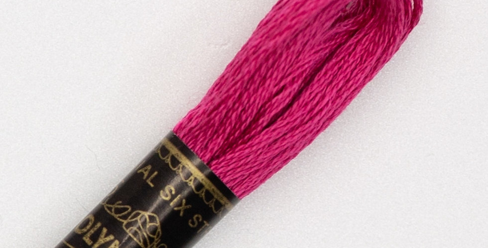 Embroidery Thread #128 - 6 Skeins