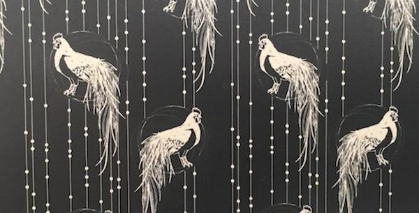 Takumi Fabric Rooster 5m