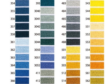 Perle Cotton #5 Embroidery Thread - 3 - (pack of 12)
