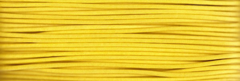 Waxed Cotton Cording *5mm - Mustard 6 (1 card)