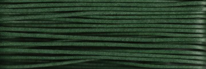 Waxed Cotton Cording *5mm - Deep Green 13 (1 card)