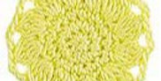 SOLID  Emmy Grande Bright Yellow (box of 3)