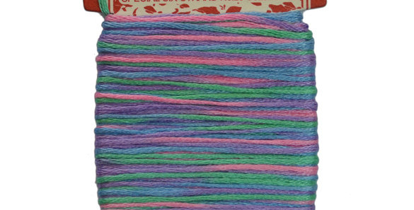 Embroidery Thread - Multi Color Mix (12mt) ET-M5 (pack of 3)