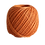 Thumbnail: Sashiko Thread Fine Burnt Orange 80m STF-204 (3 balls)