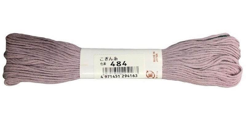 Kogin Thread 18mt - Lilac (pack of 3)