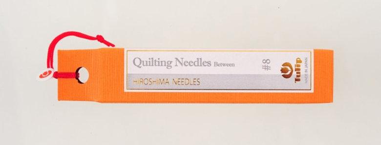 Tulip Quilting Needles Between #8