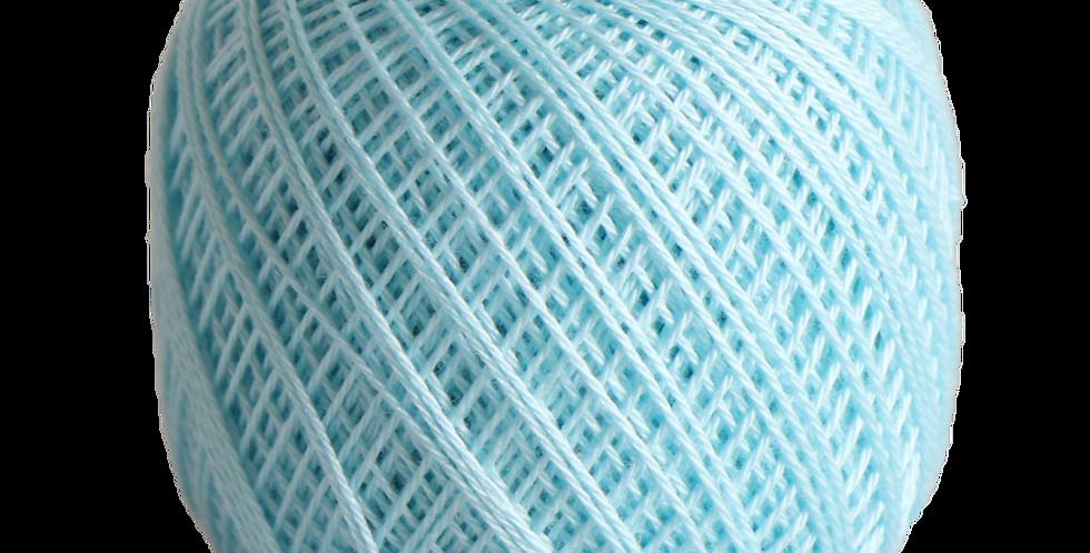 Sashiko Thread Fine Light Blue 80m STF-208 (3 balls)